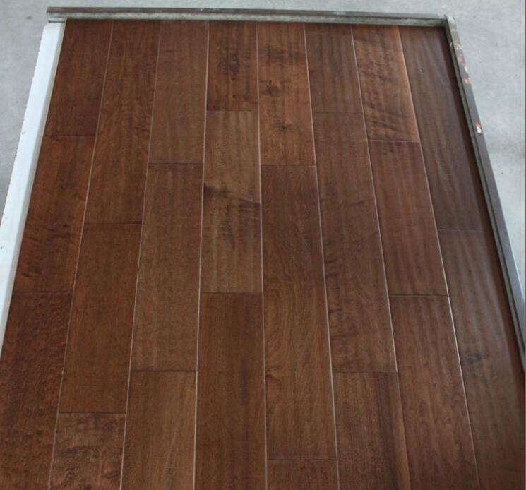 Abc Grade Dark Color Maple Engineered