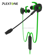 Professional gaming headsets headphone in-ear earphone with high performance