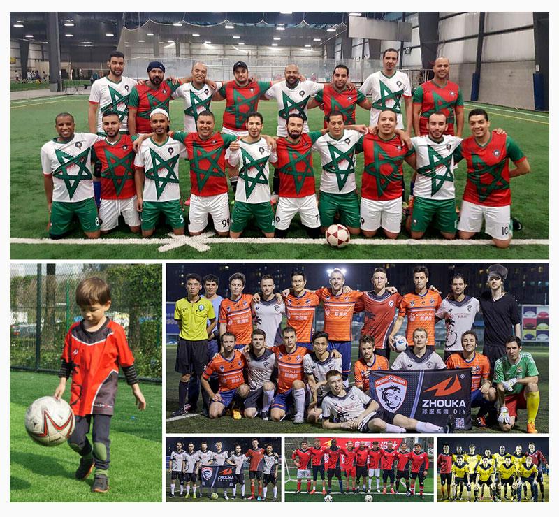 461ae9386e7d0 2017 Grau Original Sportswear Clube De Venda Quente Crianças Camisas De  Futebol Personalizado Camisas De Futebol Juvenil - Buy Personalizado ...