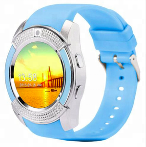Bluetooth V8 Smart Watch With Camera Bluetooth WristWatch For IOS Android Phone PK Smartwatch Q18 GT08 T8 GV18 DZ09 Y1 M26