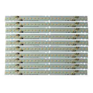 SAMSUNG LM561C S6 LED Strip install on goods shelf light  H282 LED mould  -Rigid LED Strip LM561C