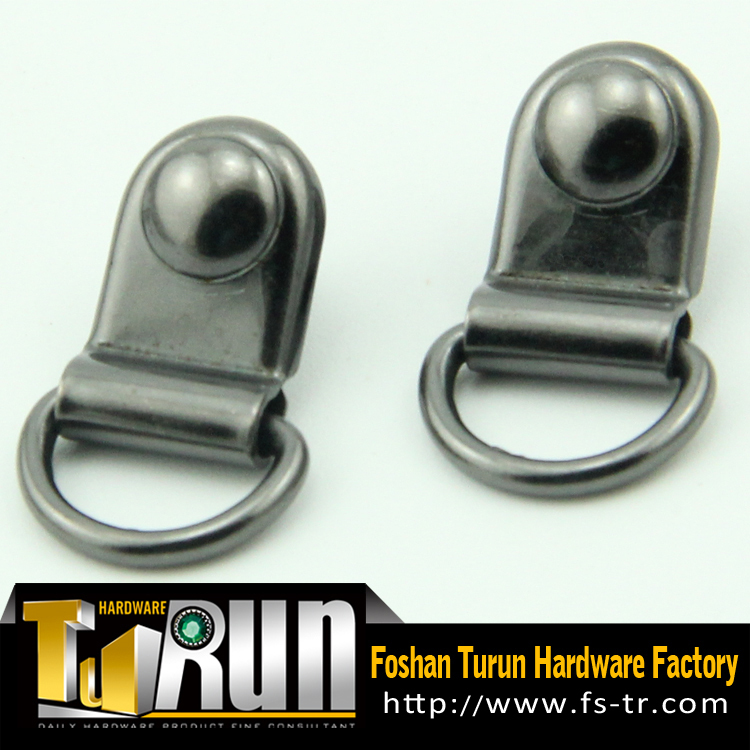 Fashion 8mm iron steel shoe eyelet hooks boot hooks