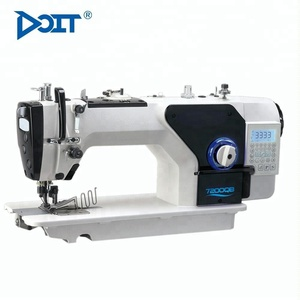 DT 7200QB-D3 Direct-drive computerized lockstitch industrial sewing machine with cutter