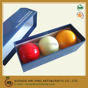 Resin Phenolic Carom Ball