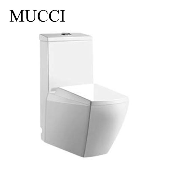 Luxury one piece toilet water closet price squat toilet flush - MUCCI