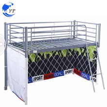 Best selling unique double twin kids children metal bunk beds for sale at low price bunk bed