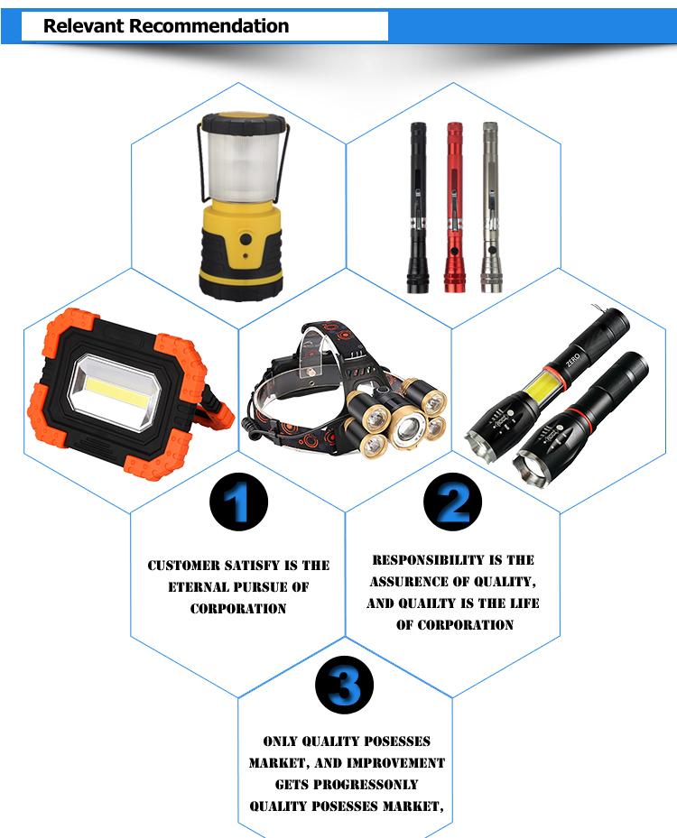 Functie Torch Kit Set Box Licht Multi-tool Mini Waarschuwing Auto Nood Led Zaklamp Met Multi Tool