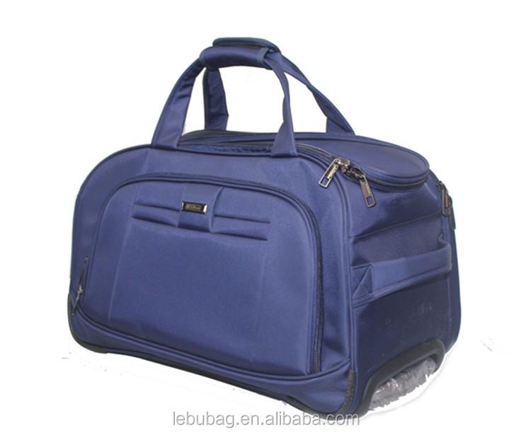 34b0c27fa0b0 Top Quality 2 Wheels Duffle Bag Vantage Crossing Luggage Bag - Buy ...