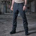 IX9 BDU Quick Drying Tactical Pants Men City Urban Multi Pocket Combat Trousers Army SWAT Training
