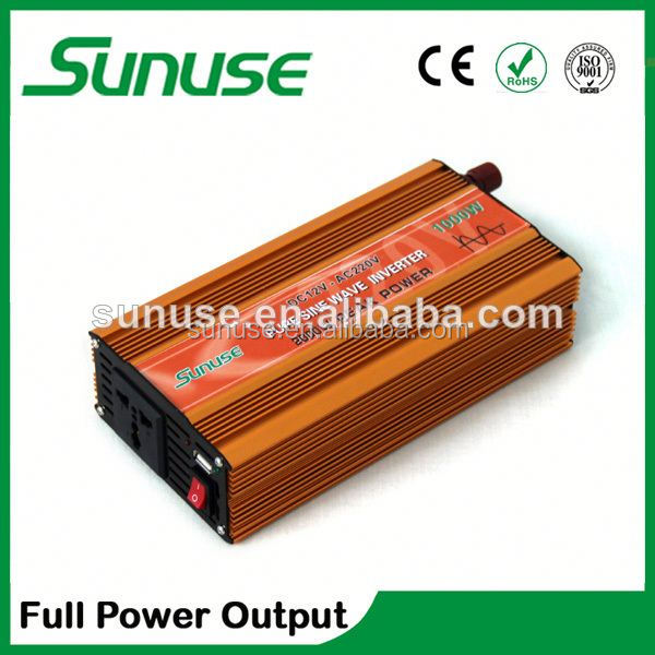 off-grid 1000watts eg8010 pure sine wave inverter special chips pure sine wave power inverter 50Hz/60Hz