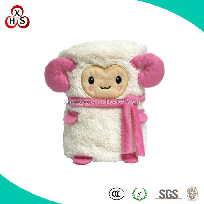 Top Quality Plush Adoorable Special Sheep Blanket