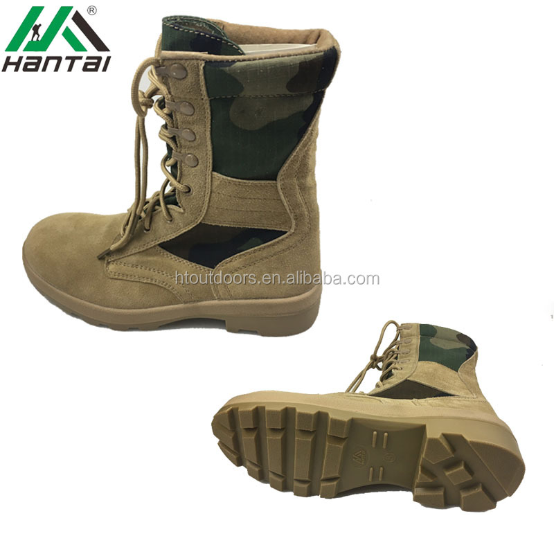 Haitai tactical self-made altama jungle boots