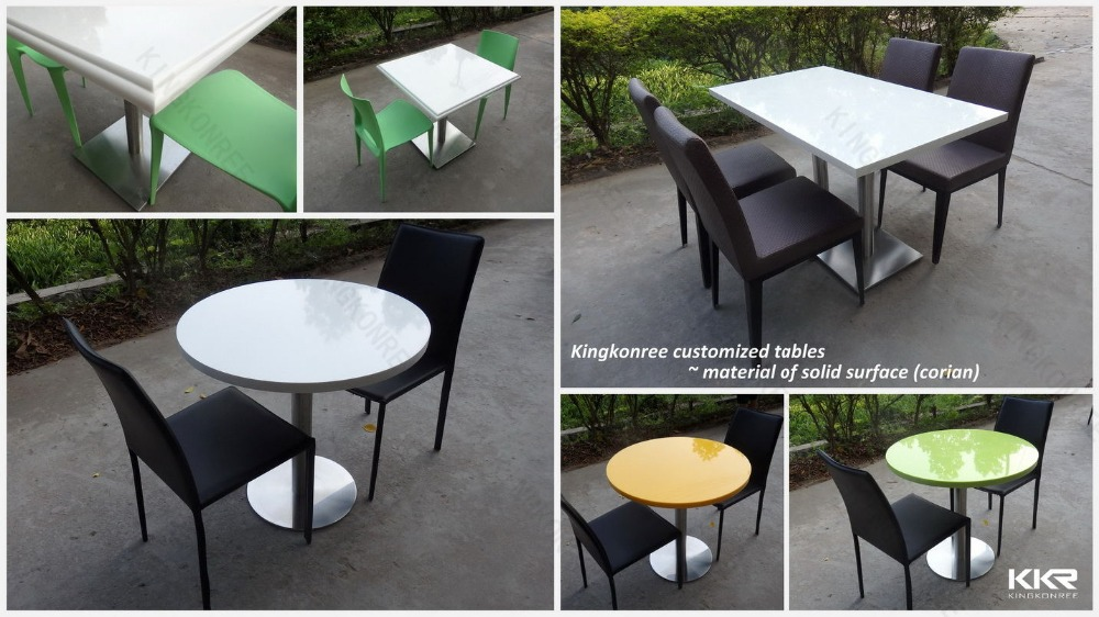 2 Persons Dining Room Tables For Restaurant Coffee Shop Tables And