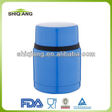 China manufacturer shiqiang 350ml stainless steel food container with lid BL-2061