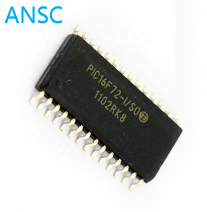 Electronic Components Supplies PIC16F FLASH Microcontroller IC PIC16F72 PIC16F72-I/SP