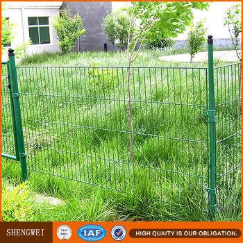 Heavy Gauge Decorative Welded Wire Mesh Trellis Fencing Panels In 12