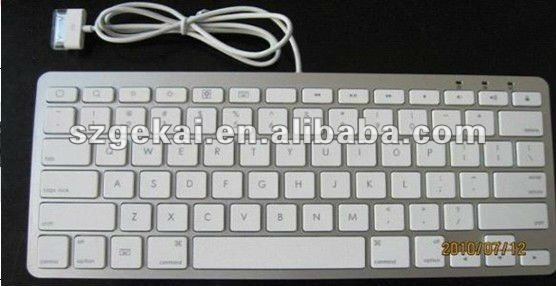 For Ipad Dedicated External Wired Keyboard