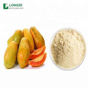 Pure natural Fermented papaya powder extract/Papaya Fruit Powder