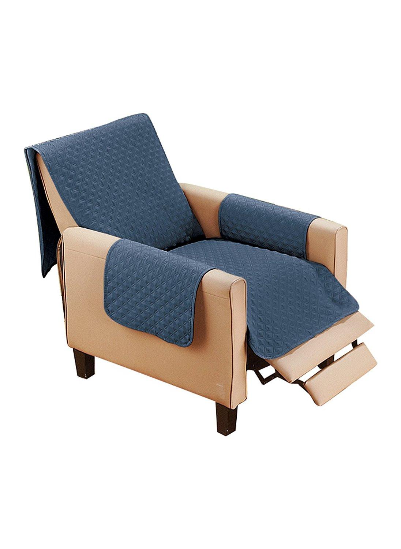 Water Resistant Furniture Cover, Color Slate Blue, Slate Blue