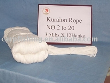 Hard Twisted Kuralon Rope