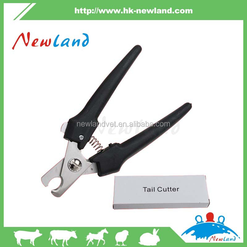 NL909 Ningbo Newland hot sales high quality hand pig tail cutter