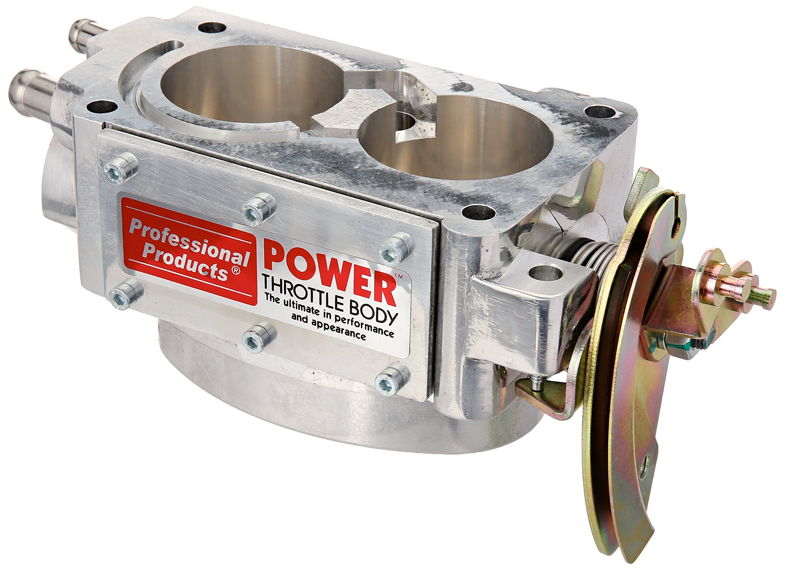 Professional Products Satin 96Mm Power Throttle Body For Chevrolet//Gm Ls2 69729