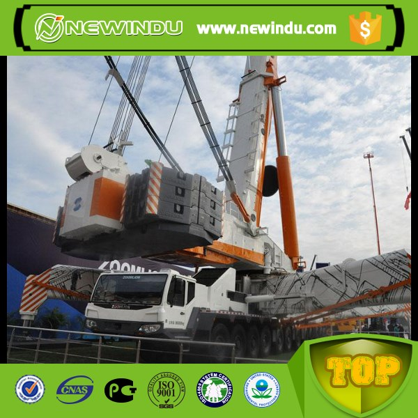 ZOOMLION All Terrain Crane QAY200 for Sale with High Quality and Competitive Price