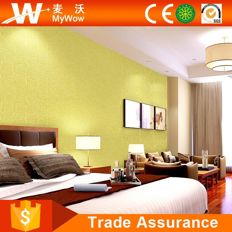 a28-1af-190102] Classic Home Decor Wall Covering Golden Color ...