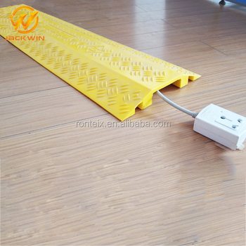 Cheap Price Indoor Plastic Wire Cover / Wire Protector / Cable ...