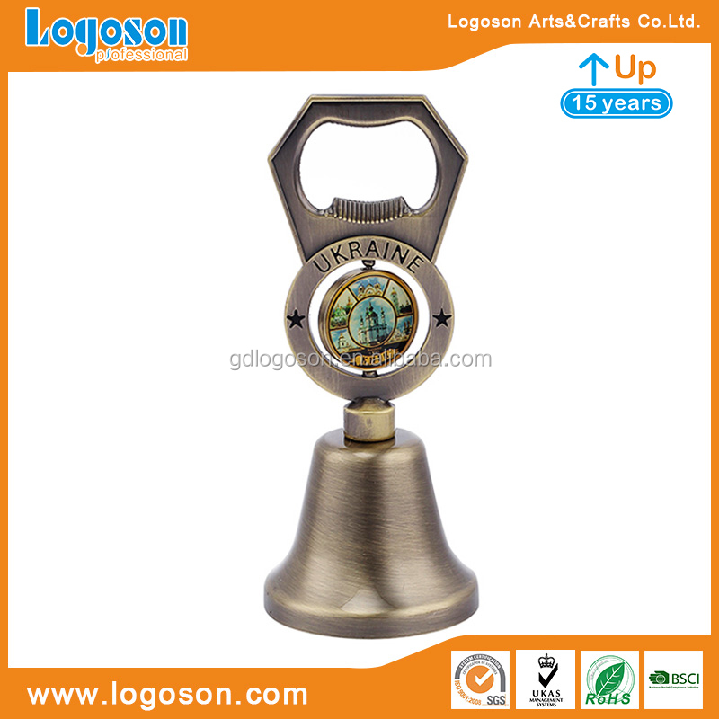 Custom Dinner Table Bell Souvenir Small Brass Bells OEM/ODM Table Bell