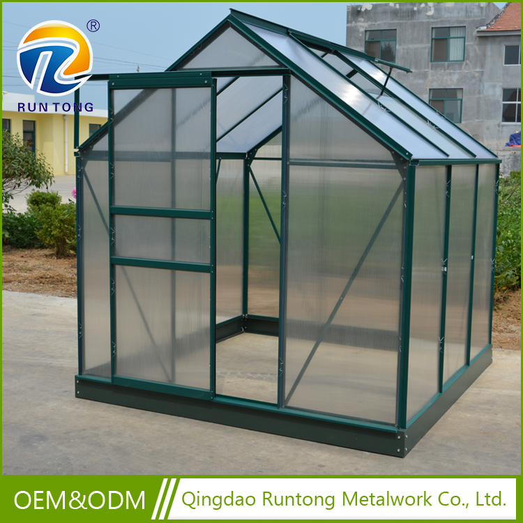 Modern Eco-friendly Transparent Poly Film Home Tunnel Garden Green House for Farming