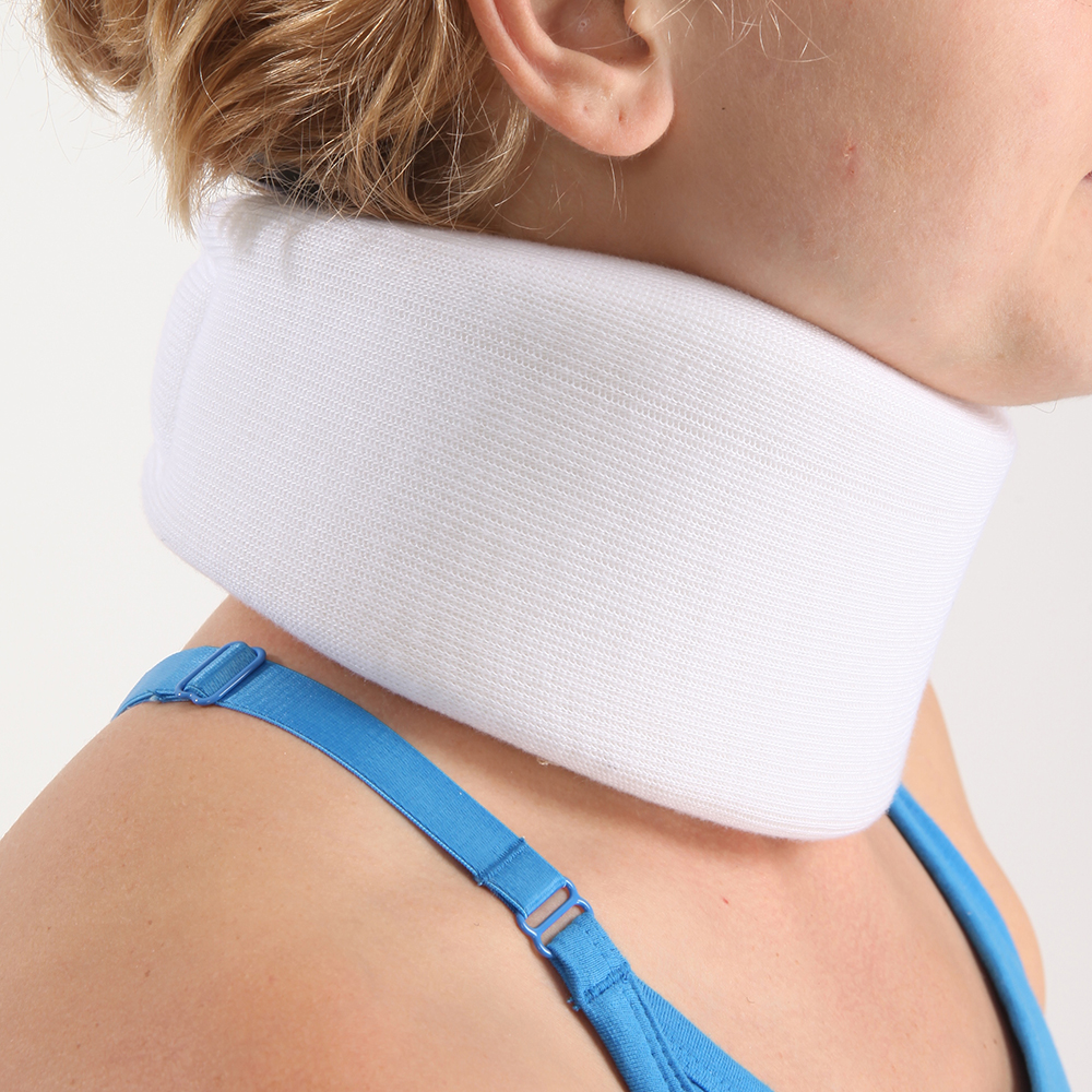 Good supplier soft rehabilitation cervical collar for neck pain relief