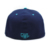 Custom 3d embroidery stretch fit snapback/full size back snap back cap