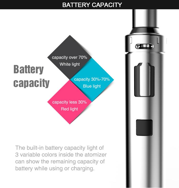 New Product Warranty Best Quality Empty E-cigarette Juul Pod