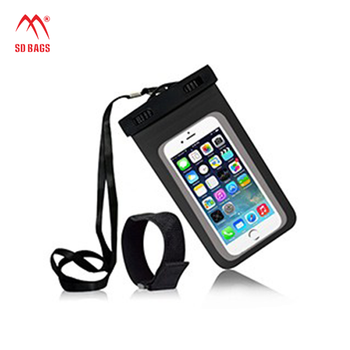 Compatible Brand Cell Phone Bag Waterproof For Ipad Sd Wb 048 Pvc Plastic Product