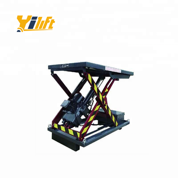 Wholesale Price Safety Convenience Mechanical Lift Table