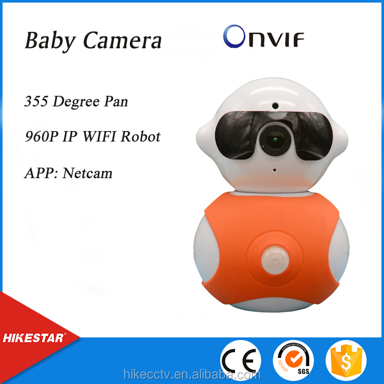 hik vision wireless HD security camera baby monitor wireless hidden camera