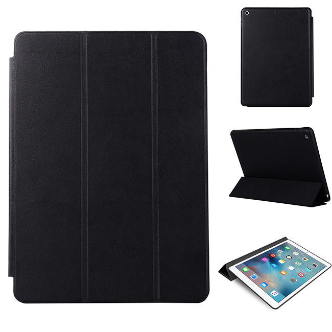 Ultra thin original flip leather cases tablet covers for <strong>ipad</strong> 9.7 new 2017