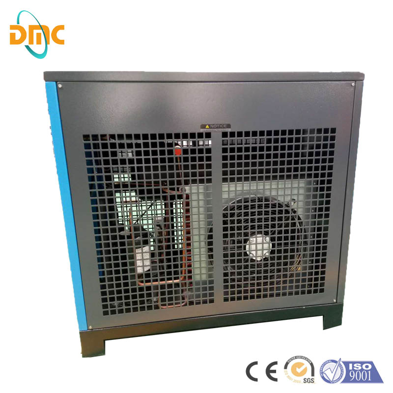 1700 W Air Cooling Refrigerated Compressed Air Dryers Manufacturer