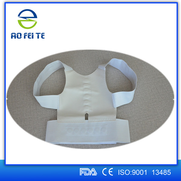 New product premium health care magnetic adjustable posture support in waist support