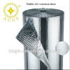 aluminum foil clad bubble heat insulation material