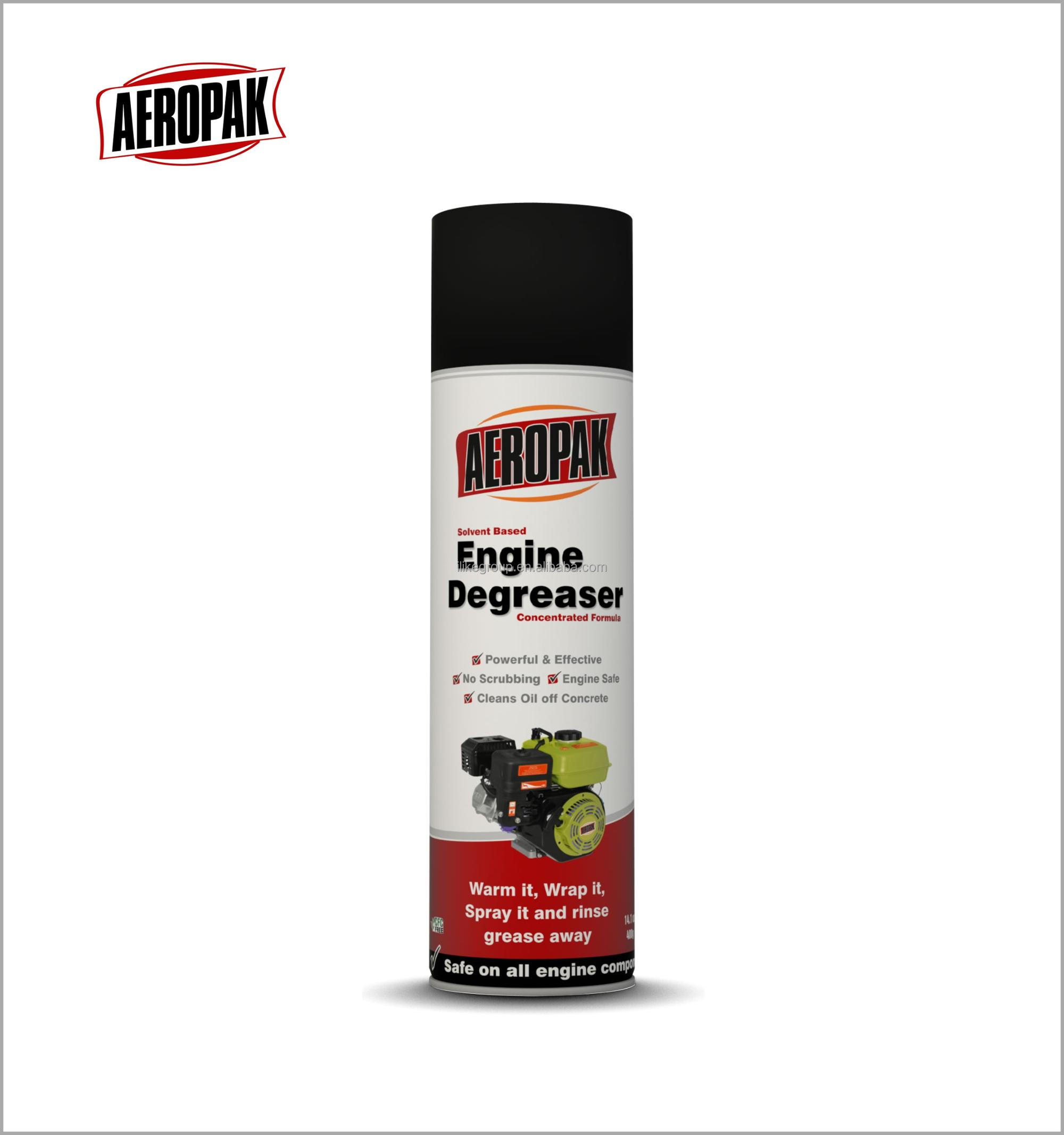 Aeropak Hot Sales Engine Surface Cleaner Engine Degreaser For Car