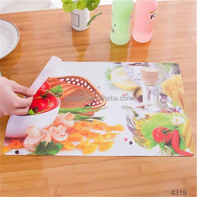 Clear Plastic Placemat Clear Plastic Placemat Suppliers And - Clear placemats for table