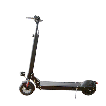Mini electric scooter with DC brushless motor and aluminum frame