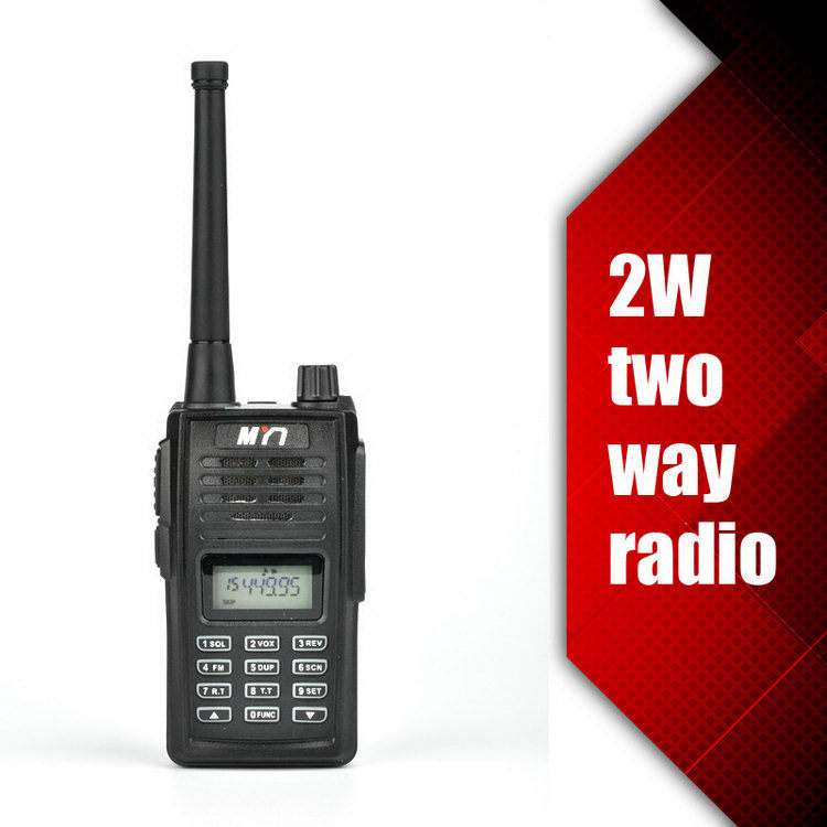 Super quality factory direct two way radio handsets