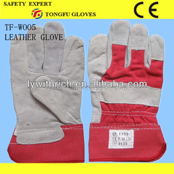 Leather Work Glove China Manufacturer Winter Gloves, Insulated Gloves, Lined Leather Work Gloves leather gloves manufacturer