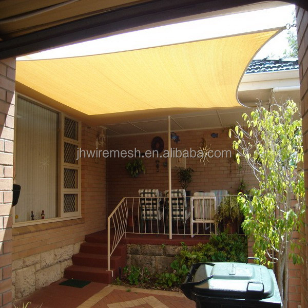 cheap price outdoor shade sails for gazebo and swimming pool