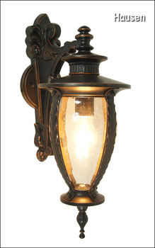 Antique Brass Outdoor Waterproof Wall Light Design Lamp