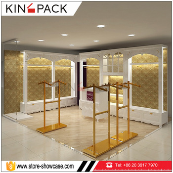 Retail Display Rack Ideas Design For Clothing Decoration Furniture Wood Garment Stand