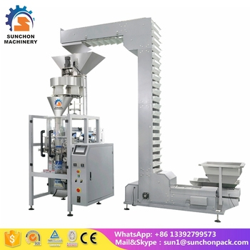 Automatic Small Dosing Sachet Granule Packing Machine